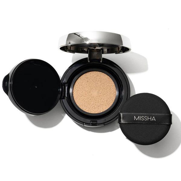 ミシャのミシャ M クッション ファンデーション 23 自然な肌色 ネオカバー 15g SPF50+ PA+++に関する画像1