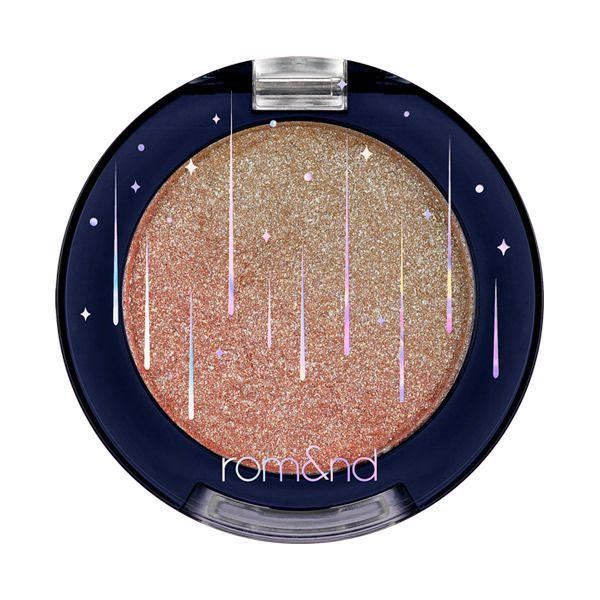 ロムアンドのザユニバースグリッターアイシャドウ 03 コーラルサートン 1.2gに関する画像1