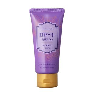 ロゼット ロゼット洗顔パスタ エイジクリア とてもしっとり洗顔フォーム  120g の画像 0