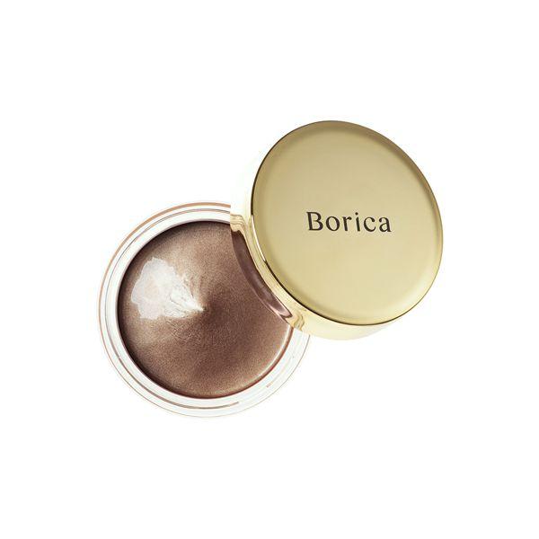 ボリカの美容液ケアアイシャドウ 03 シルキーブラウン 7gに関する画像1