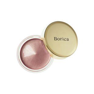 ボリカ 美容液ケアアイシャドウ 02 シルキーピンク 7g の画像 0