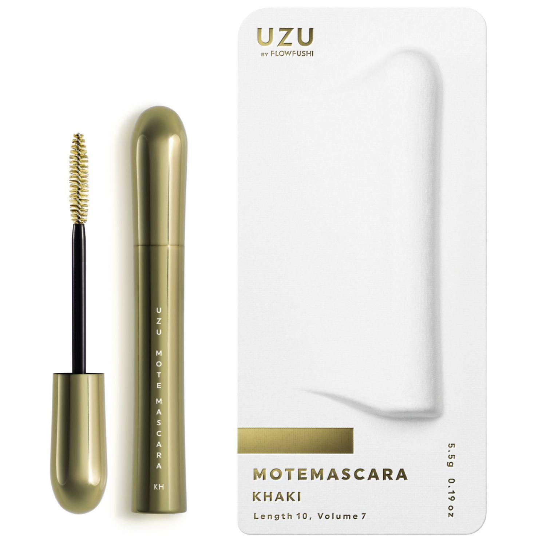 UZU BY FLOWFUSHI MOTE MASCARA COLOR KHAKI 5.5gのバリエーション1