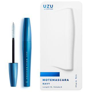 UZU BY FLOWFUSHI モテマスカラ ネイビー 5.5gの画像