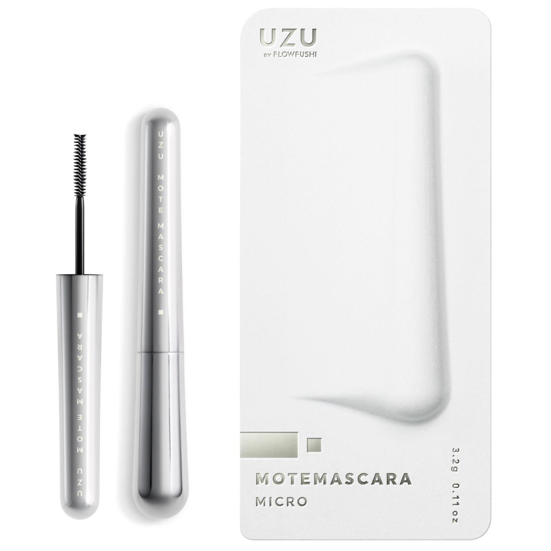 UZU BY FLOWFUSHI MOTE MASCARA MICRO ブラック 5.5gのバリエーション6