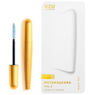 UZU BY FLOWFUSHI モテマスカラ VOL.8 ナチュラルボリューム 5.5g の画像 0