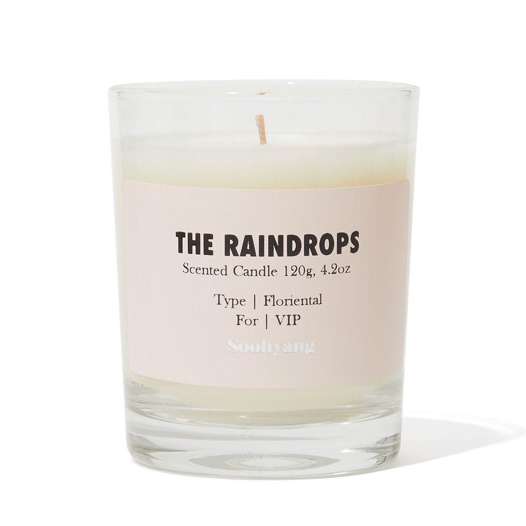 CANDLE 120g THE RAINDROPSのバリエーション3