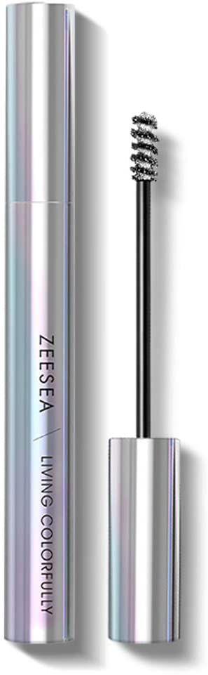 ZEESEA ダイヤモンドシリーズ カラーマスカラ  ファッジブラウン 6.5gの画像