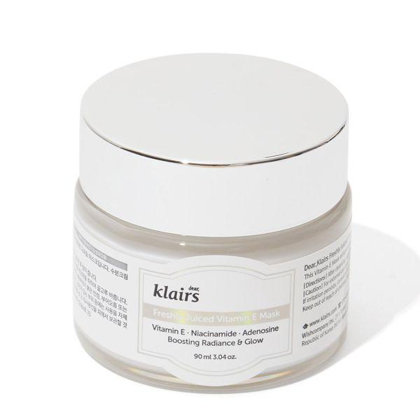 klairsのフレッシュリージュースド ビタミンEマスク 90mlに関する画像1