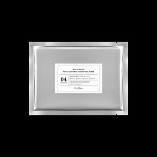 Dr.Althea ポア コントロール チャコール マスク 29g×5枚の画像