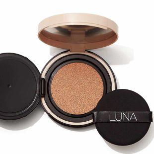 LUNA フィットソーグッドポールフィットカバークッション 21 12g SPF50+ PA+++ の画像 0