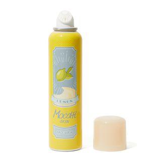 モッチスキン 吸着泡洗顔 レモン 数量限定 150gの画像