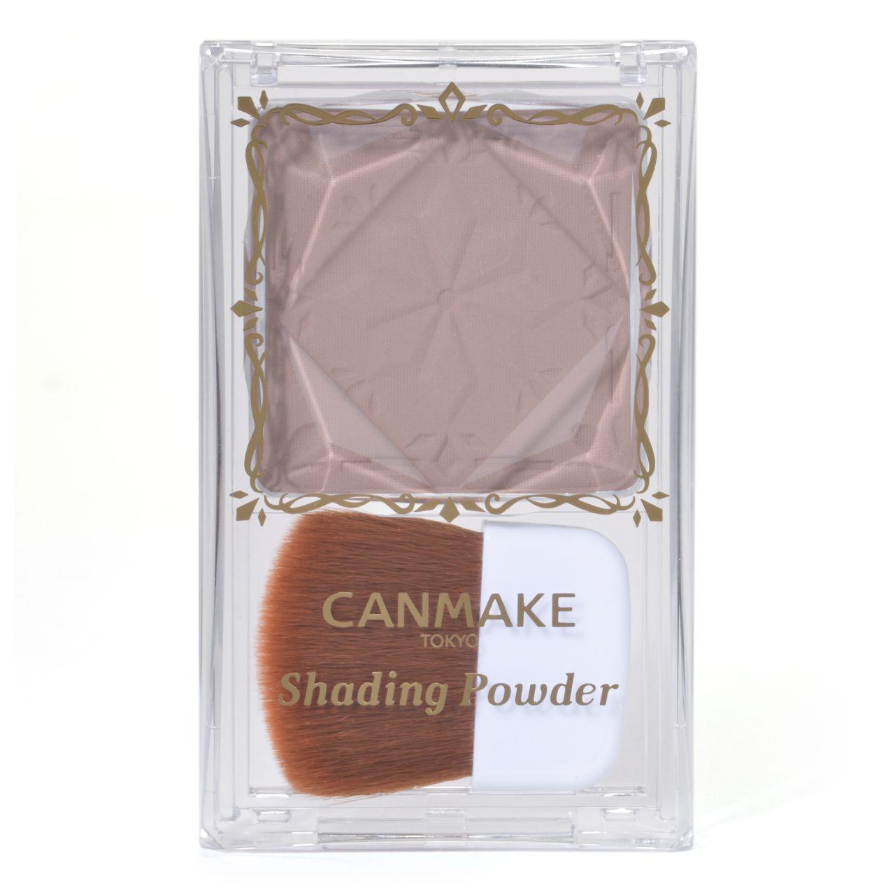 キャンメイク CANMAKE シェーディングパウダー 本体 05 ムーングレージュ 5gのバリエーション3
