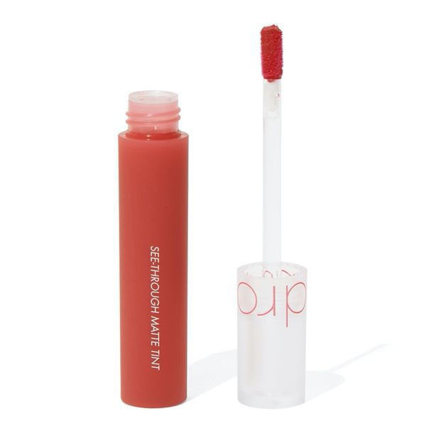 rom&nd SEE-THROUGH MATTE TINT 05 BRICK COVERのバリエーション5