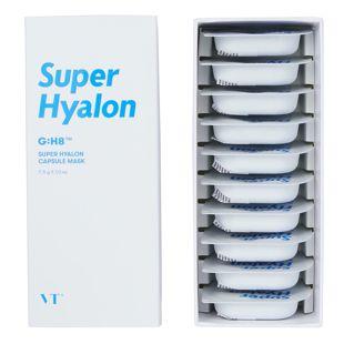 VT cosmetics  VTスーパーヒアルロンカプセルマスク 7.5g×10ea の画像 0