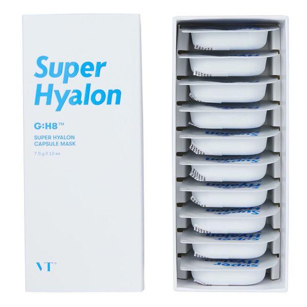 VT cosmeticsの VTスーパーヒアルロンカプセルマスク 7.5g×10eaに関する画像1