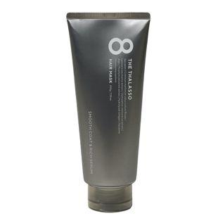 エイトザタラソ スムースコート&リッチセラム 美容液ヘアマスク 200g の画像 0