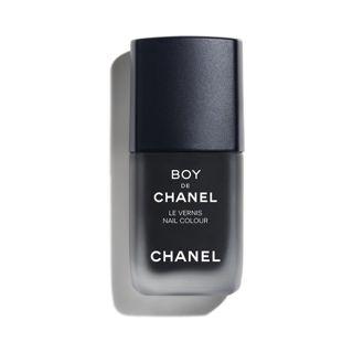 シャネル ボーイ ドゥ シャネル ネイル カラー 404 ブラック 13mlの画像