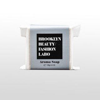 ブルックリンビューティーファッションラボ アロマソープ グレー 100gの画像