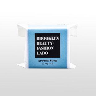 ブルックリンビューティーファッションラボ アロマソープ ブルー 100g の画像 0