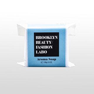 ブルックリンビューティーファッションラボ アロマソープ ブルー 100gの画像