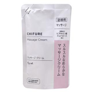 ちふれ マッサージクリーム 【詰替用】 100gの画像