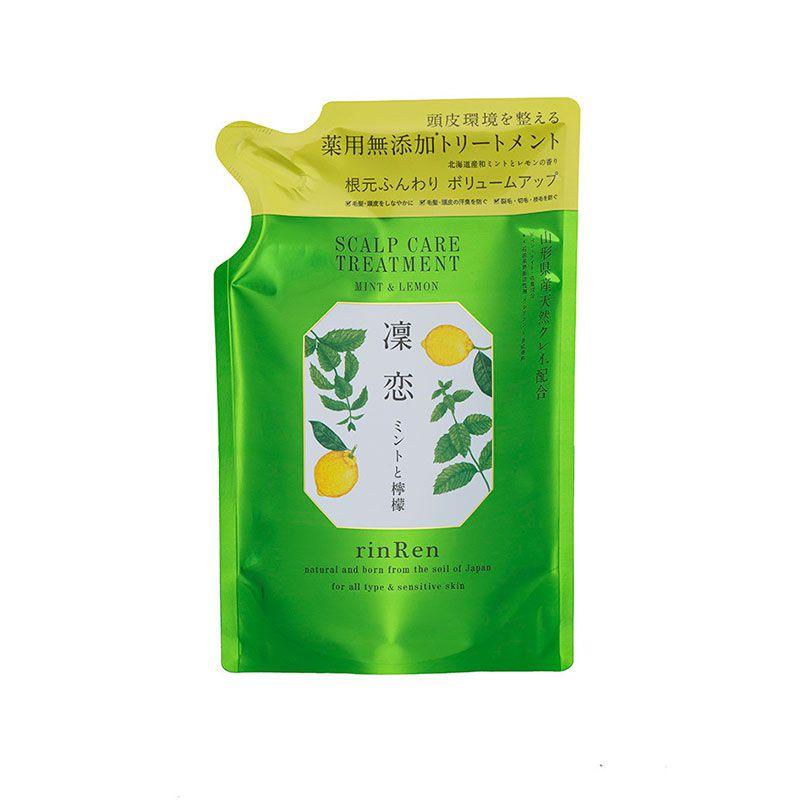 レメディアル トリートメント ミント&レモン リフィル(詰替え) 医薬部外品のバリエーション3