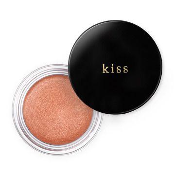 キスのシマリングクリームアイズ 02 くすみオレンジ 5.3gに関する画像1