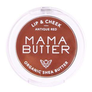 ママバター リップ&チーク アンティークレッド 3g の画像 0