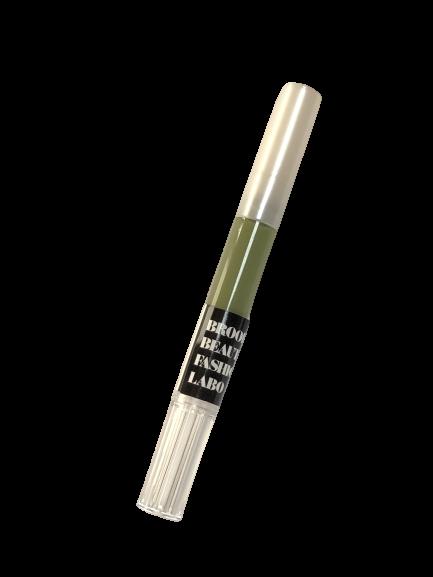 ブルックリンビューティーファッションラボのトリートメントネイルカラー グリーン 1.8mlに関する画像1