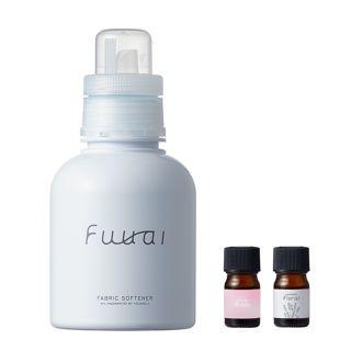 Fuuai 自分だけの香りを手づくりできる柔軟剤 Rinto×Floral 400ml/4mlの画像