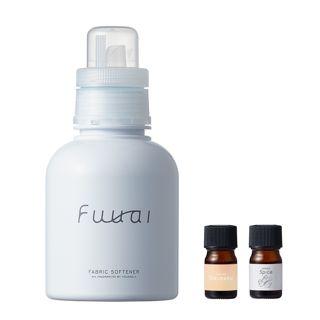 Fuuai 自分だけの香りを手づくりできる柔軟剤 Tokimeku×Spice 400ml/4mlの画像