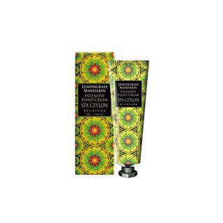 スパセイロン レモングラス マンダリン インテンシブ ハンド クリーム 30gの画像