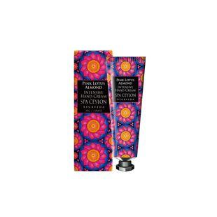 スパセイロン ピンク ロータス アーモンド インテンシブ ハンド クリーム 30g の画像 0