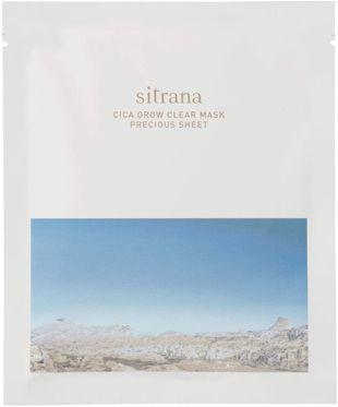 シトラナ シカグロウ クリアマスク 4(26ml×4)枚 の画像 0