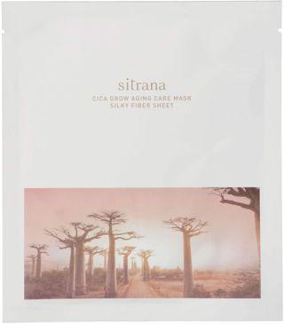 シトラナ シカグロウ エイジングケアマスク 4(25ml×4)枚の画像