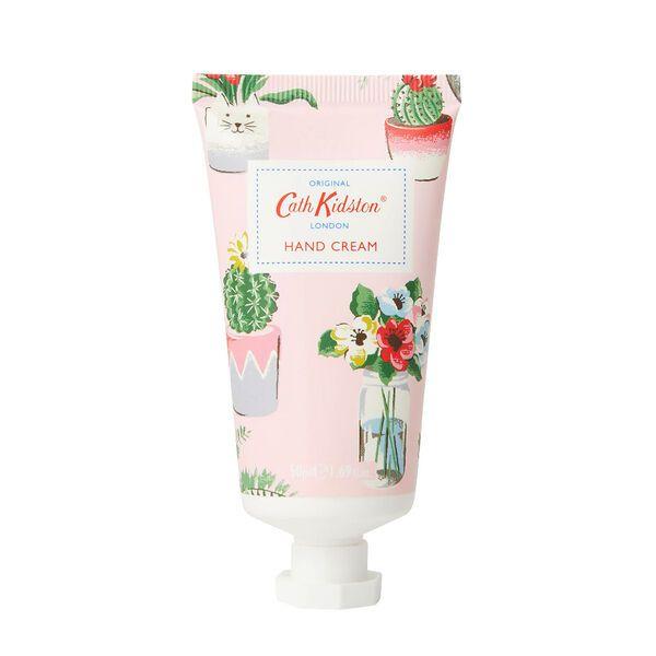 キャス・キッドソンのハンドクリーム マンダリン&ピオニーの香り/プラントポット 50mlに関する画像1