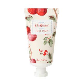 キャス・キッドソン ハンドクリーム オレンジフラワー&ザクロの香り/ミニチェリースプリグ 50mlの画像