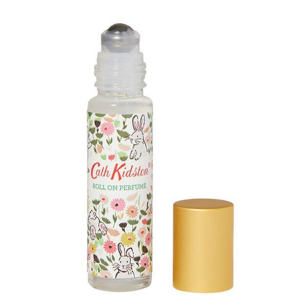 キャス・キッドソンのロールオンパフュームジェル アップルブロッサムの香り ジャンピングバニー  10mlに関する画像1