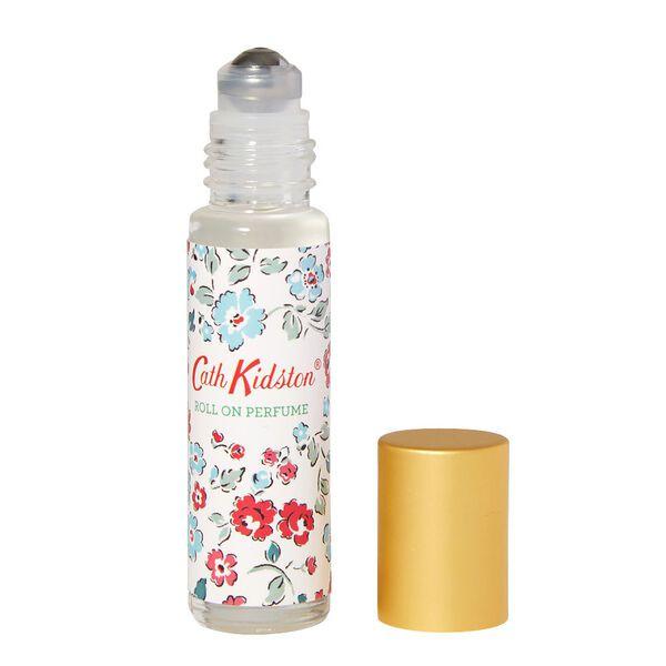キャス・キッドソンのロールオンパフュームジェル マンダリン&ピオニーの香り ドゥルウィッチディッツィ 10mlに関する画像1