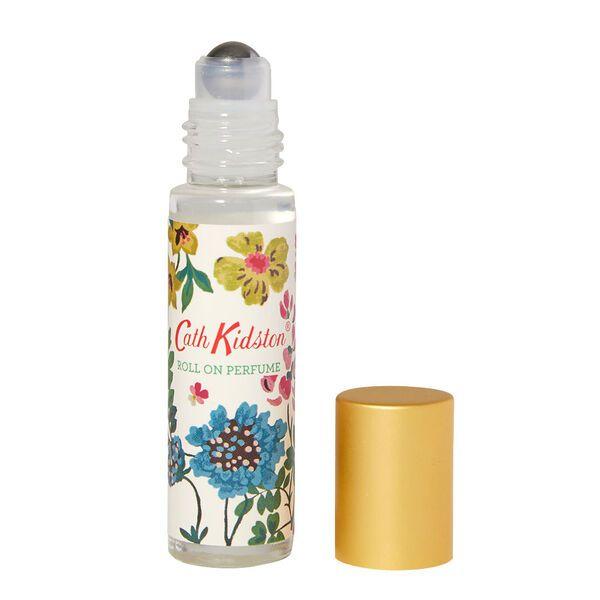 キャス・キッドソンのロールオンパフュームジェル オレンジフラワー&ザクロの香り トワイライトガーデン 10mlに関する画像 1