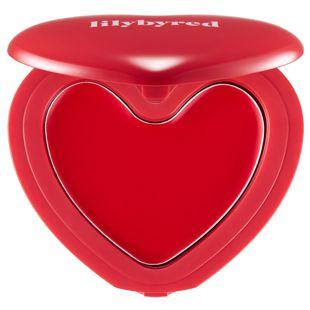 lilybyred ラブビームチークバーム 04 HEART ATTACK RED 3.5g の画像 0