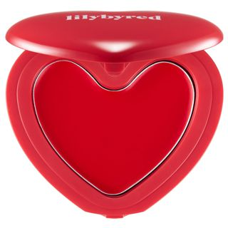 lilybyred ラブビームチークバーム 04 HEART ATTACK RED 3.5gの画像