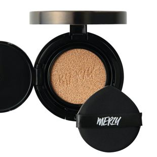 MERZY ザ ファースト クッション グロウ セット GL3 サンド リフィル付き 13g SPF50+ PA+++ の画像 0