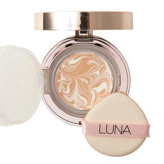 LUNA エッセンスウォーターパクトCX 13 ピュアベージュ 12.5g SPF50+ PA++++の画像