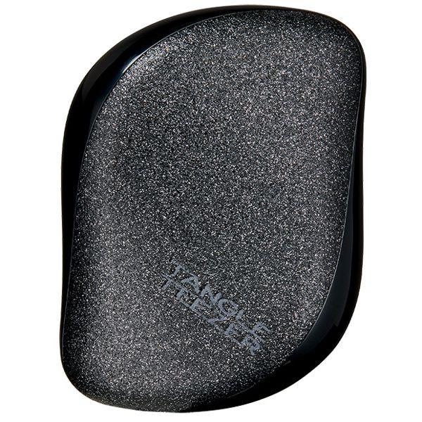 タングルティーザーのコンパクトスタイラー ブラックグリッターに関する画像1