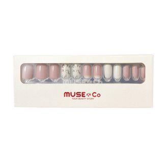 ミューゼンコ ミューゼンコ ネイルチップ ND0042 Marble-lous 46.6gの画像