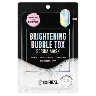 メディヒール ブライトニング バブルトックスセラム 日本限定パッケージ 25ml×1枚の画像