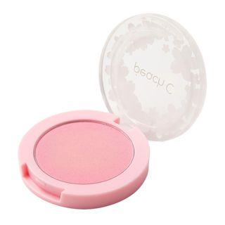 Peach C ピーチコットンブラッシャー ブロッサムエディション 01 チェリーブロッサム P チーク 5gの画像
