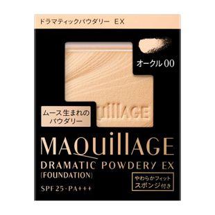 マキアージュ ドラマティックパウダリー EX オークル00 明るめ 9.3g【レフィル】 SPF25 PA+++ の画像 0