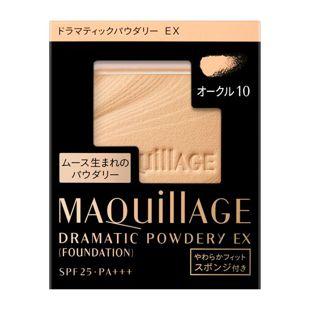 マキアージュ ドラマティックパウダリー EX オークル10 やや明るめ 9.3g【レフィル】 SPF25 PA+++ の画像 0
